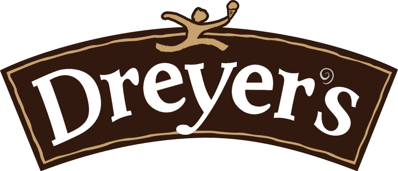 Dreyers Ice Cream vector