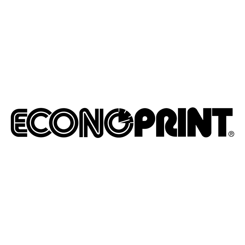 EconoPrint vector