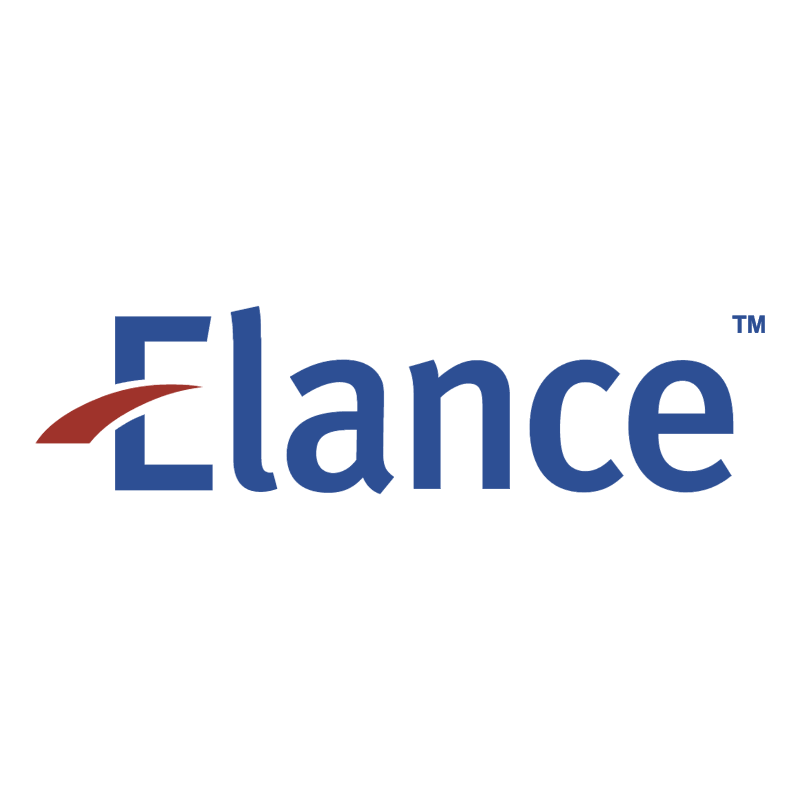 Elance vector logo