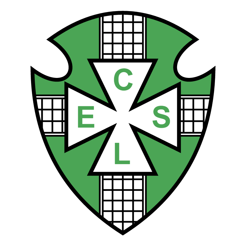Esporte Clube Sao Luiz de Arvorezinha RS vector logo