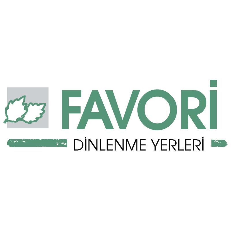 Favori vector logo