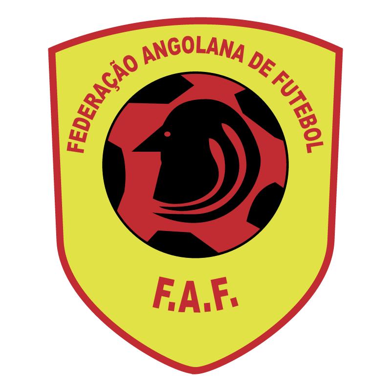 Federacao Angolana de Futebol vector
