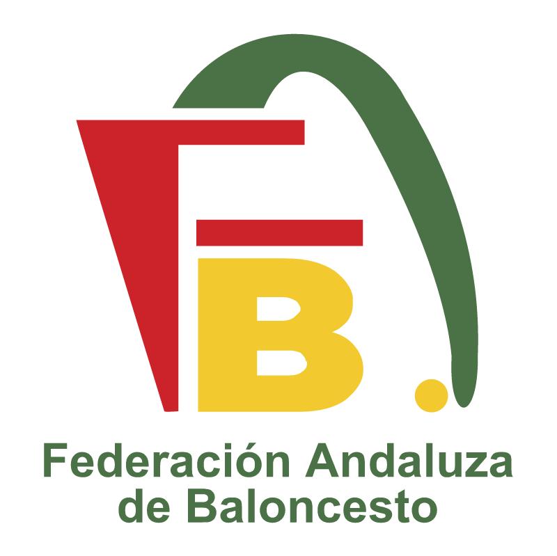 Federacion Andaluza de Baloncesto vector
