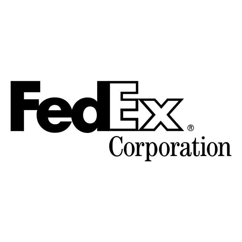 FedEx Corporation vector
