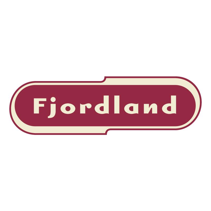 Fjordland vector