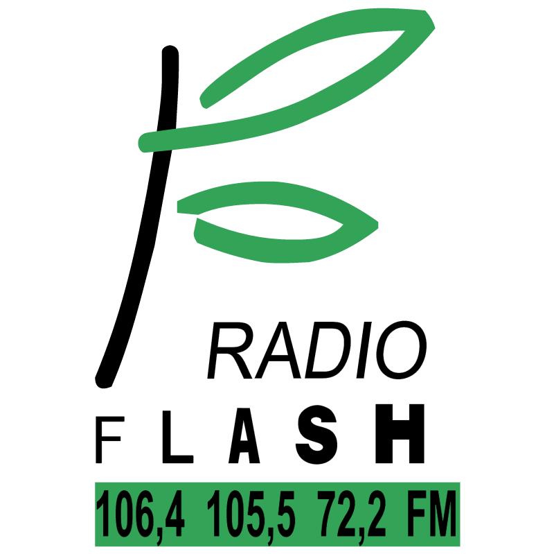 Flash Radio vector