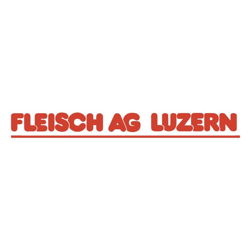 Fleisch AG Luzern vector