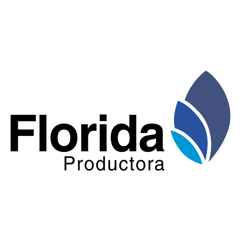 Florida Productora vector