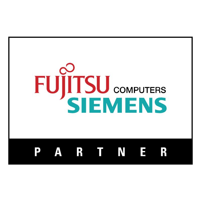 Fujitsu Siemens Computers vector logo