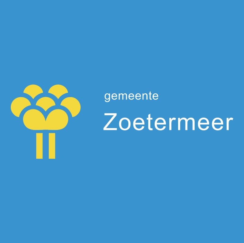 Gemeente Zoetermeer vector