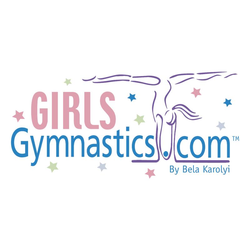 GirlsGymnastics com vector