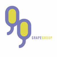 Grape Group vector