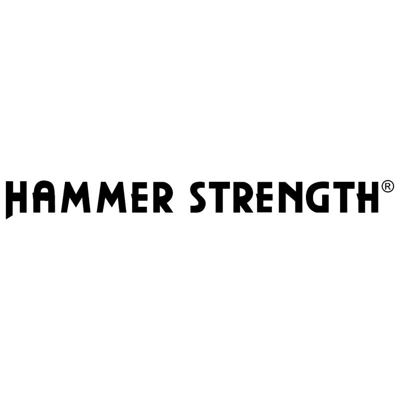 Hammer Strength vector