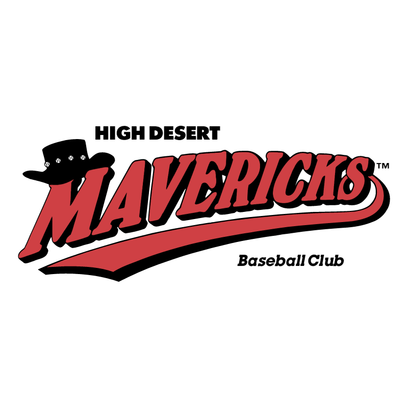 High Desert Mavericks vector