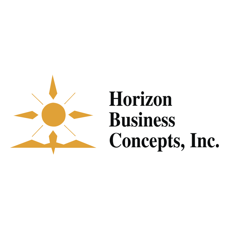 Horizon Business Concepts vector logo