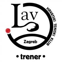 HTL Lav trener vector
