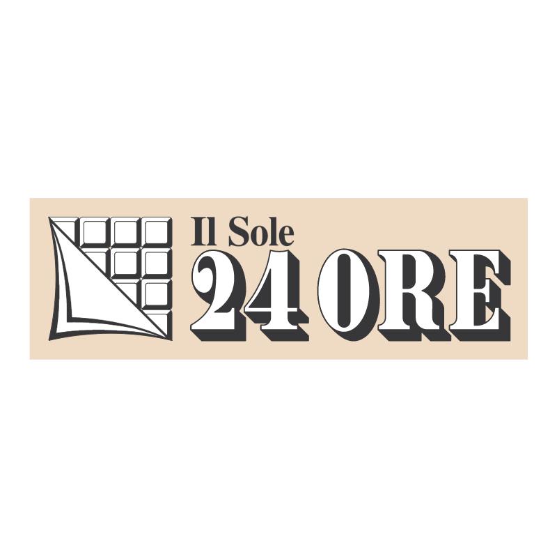 Il Sole 24 Ore vector logo