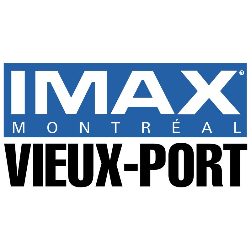 IMAX vector logo