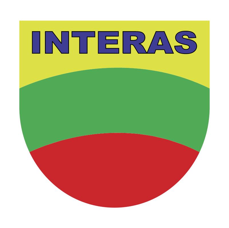 Interas Visaginas vector logo
