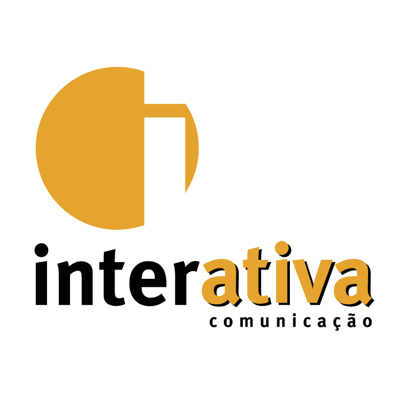 Interativa Comunicacao vector