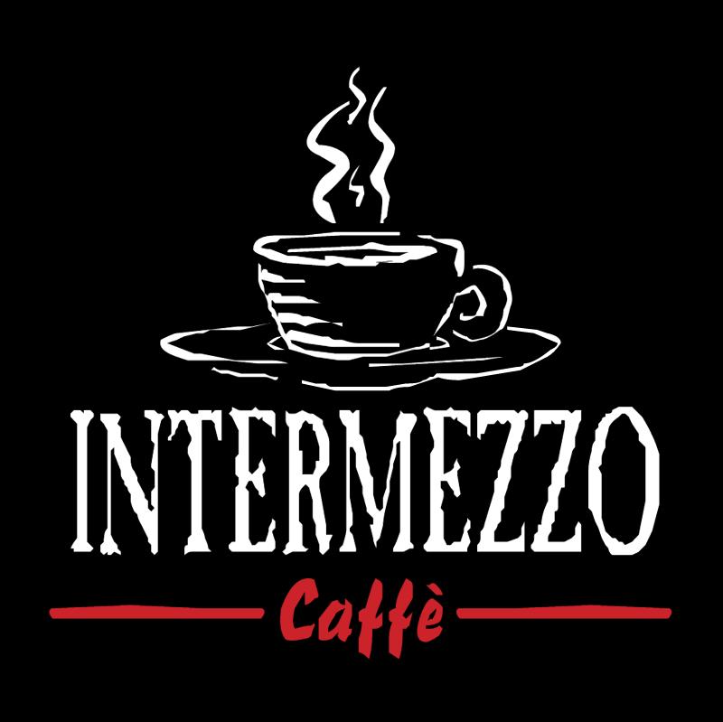 Intermezzo Caffe vector