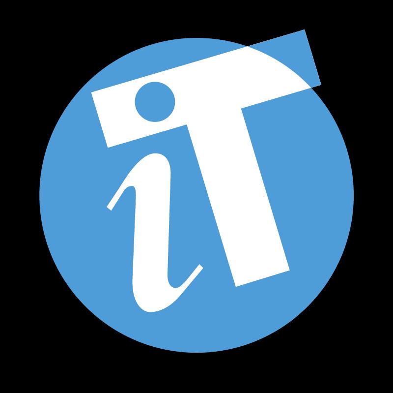 iT vector logo