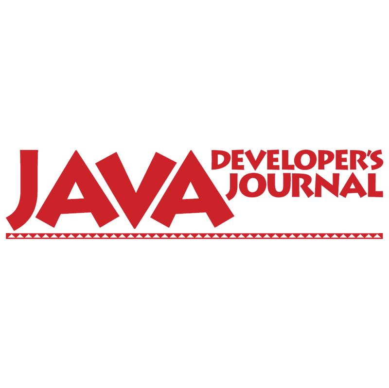 Java Developer's Journal vector