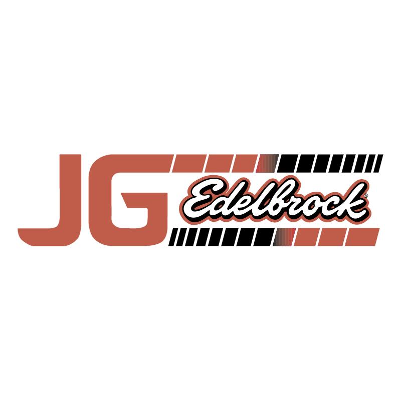 JG Edelbrock vector