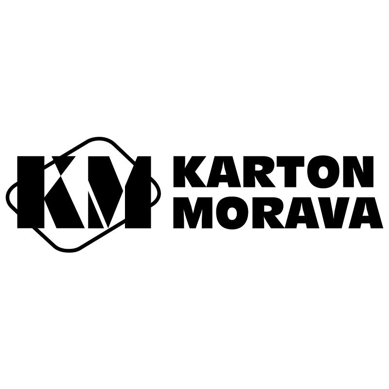 Karton Morava vector