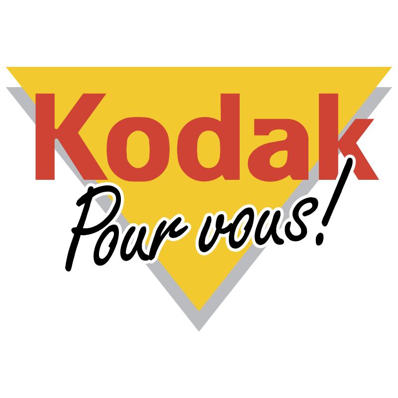 Kodak Pour Vous vector
