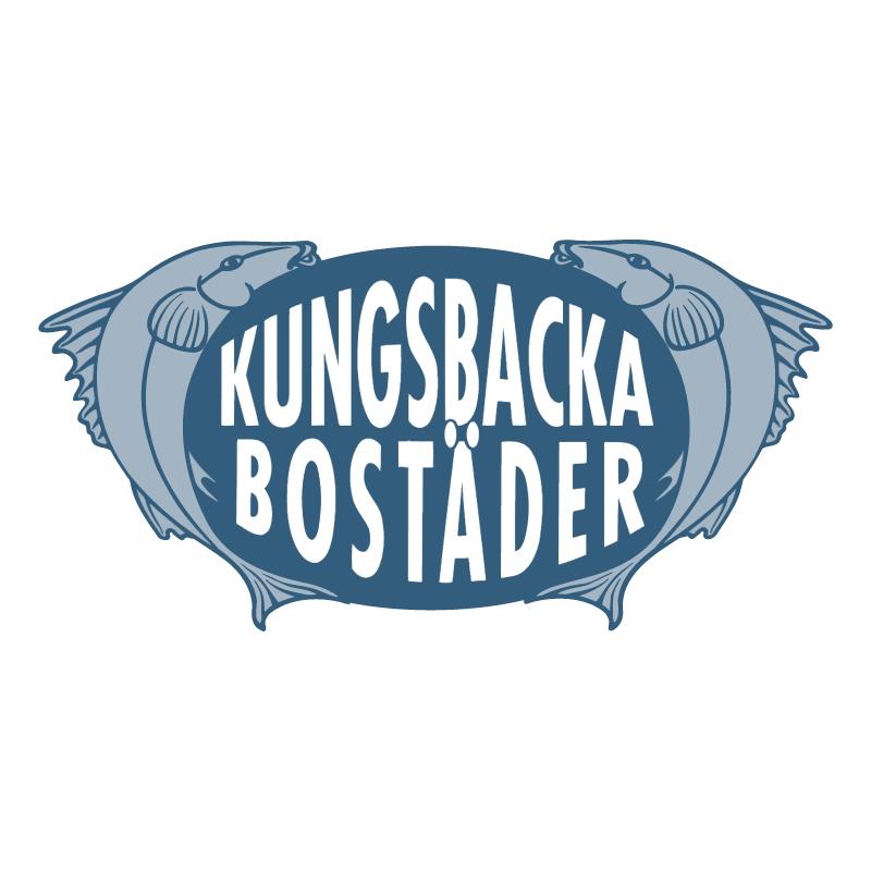Kungsbackabostader vector logo