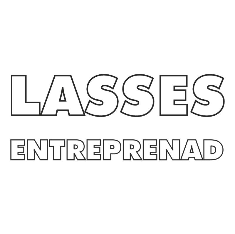 Lasses Entreprenad vector