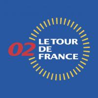 Le Tour de France 2002 vector