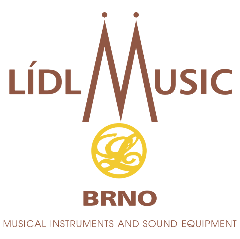 Lidl Music Brno vector