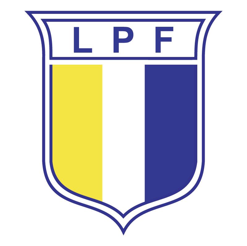 Liga Piracicabana de Futebol de Piracicaba SP vector
