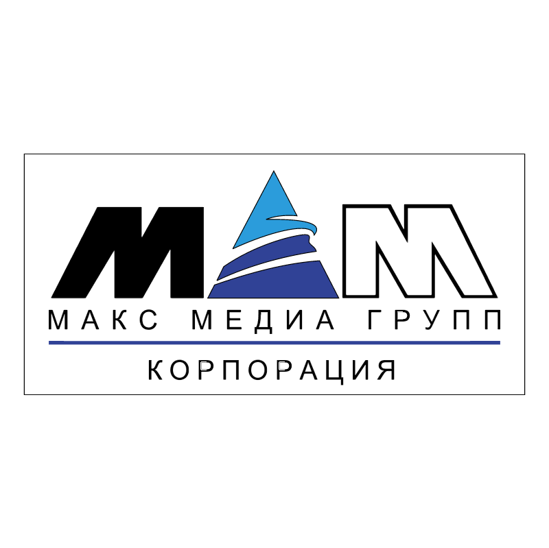 Maks Media Group vector
