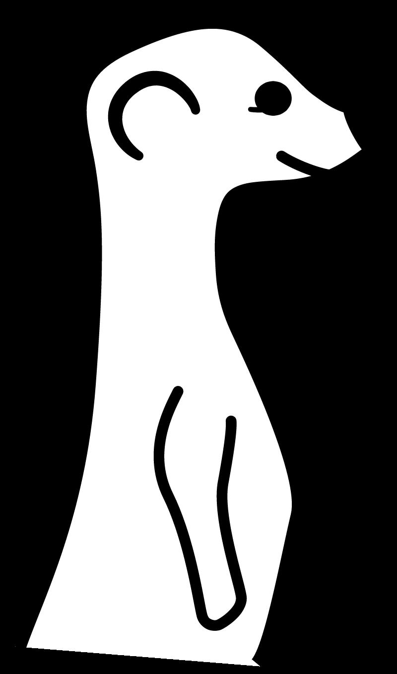 Meerkat vector