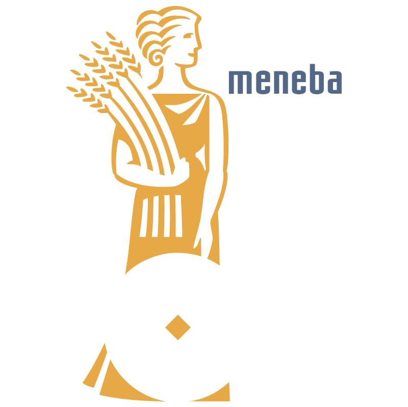 Meneba vector logo