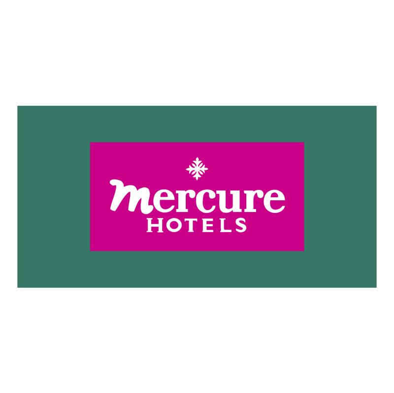 Mercure Hotels vector