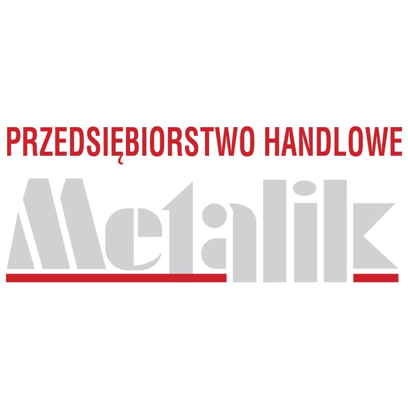 Metalik vector logo