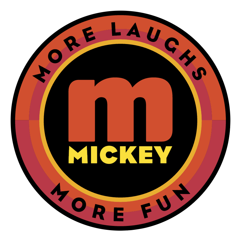 Mickey Mouse vector logo