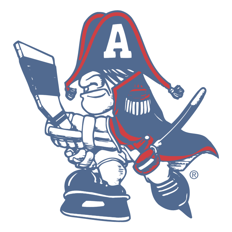 Milwaukee Admirals vector