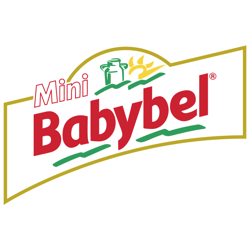 Mini Babybel vector