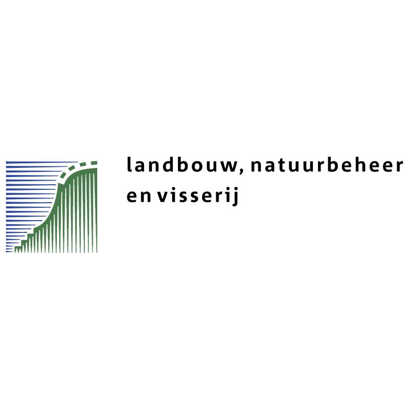 Ministerie van Landbouw, Natuurbeheer en Visserij vector