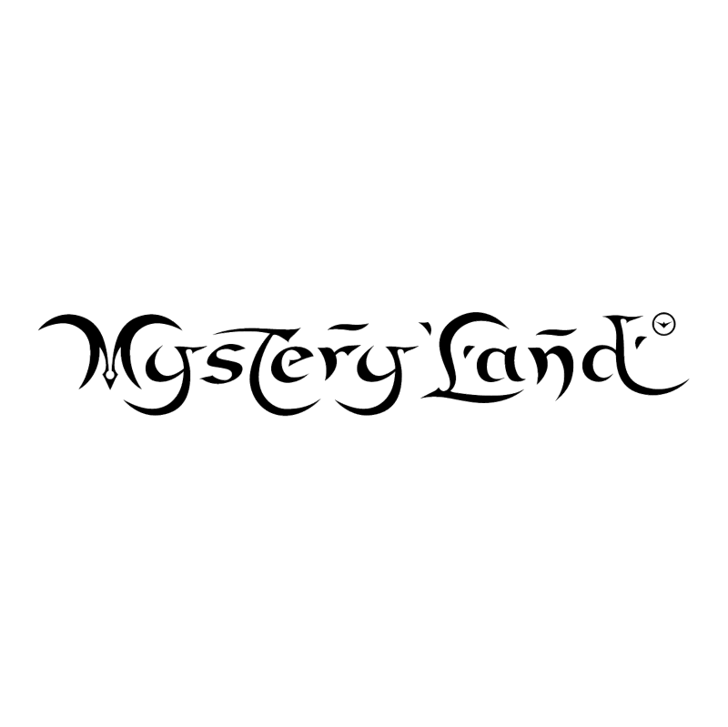 Mystery Land vector
