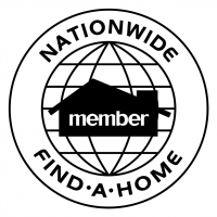 Nationwide Find a Home vector