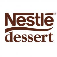 Nestle dessert vector