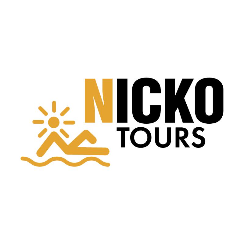 Nicko Tours vector logo
