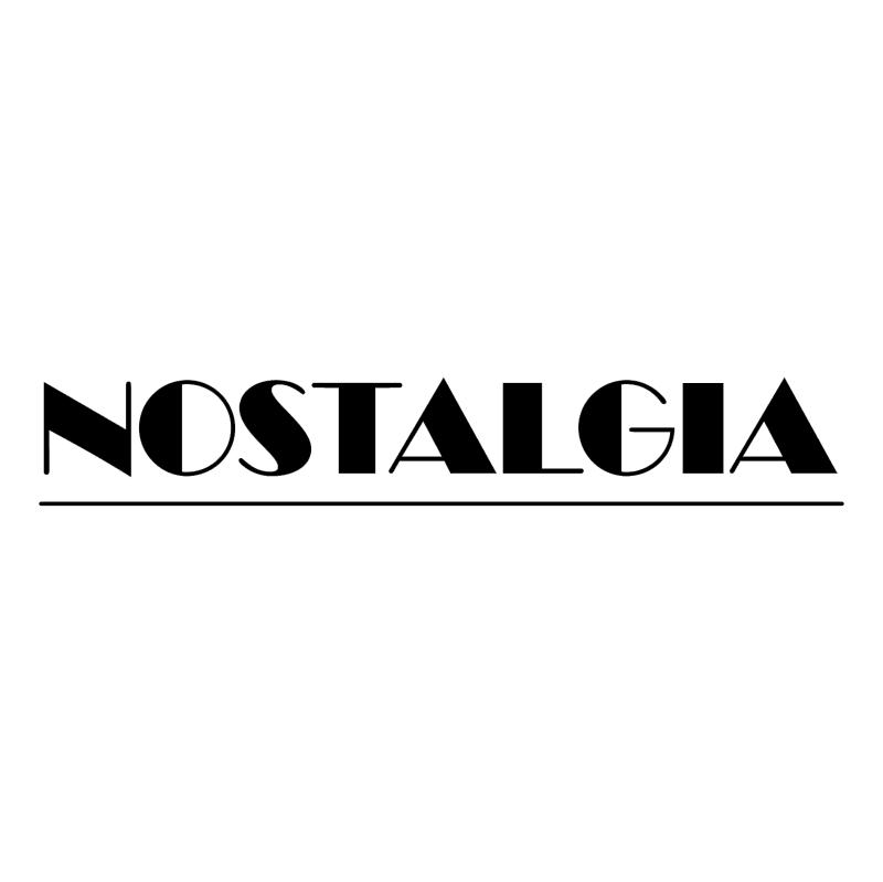 Nostalgia vector