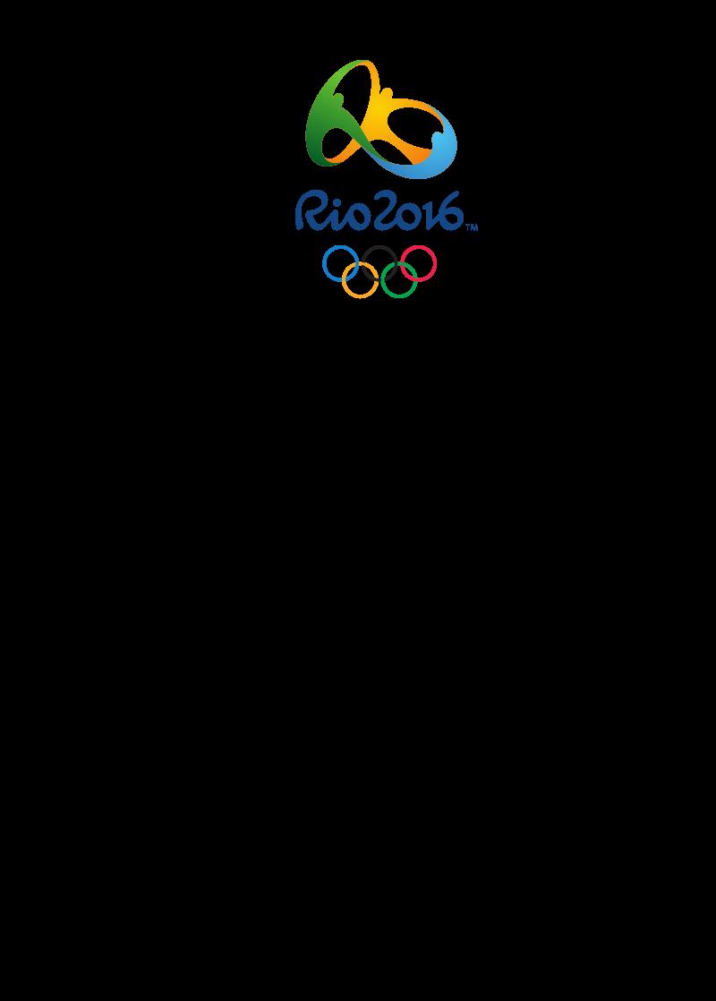 Olympics Rio 2016 vector